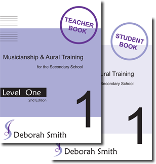 The level 1 student and teacher books