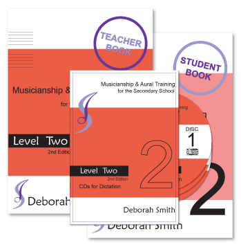 Level 2 Books and CDs