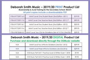 Deborah Smith Music - Complete Musicianship and Aural